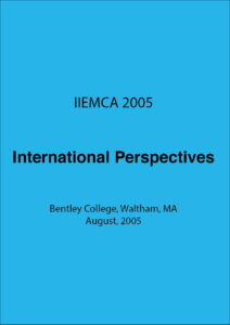 IIEMCA 2005 International Perspectives
