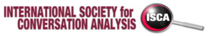ISCA International society for conversation analysis